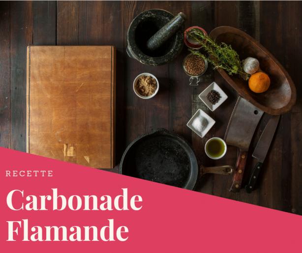Recette Carbonade Flamande