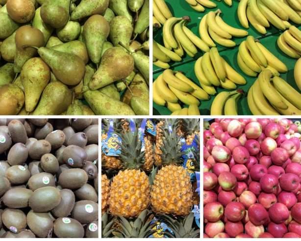 Fruits d'Hiver - La Marnière